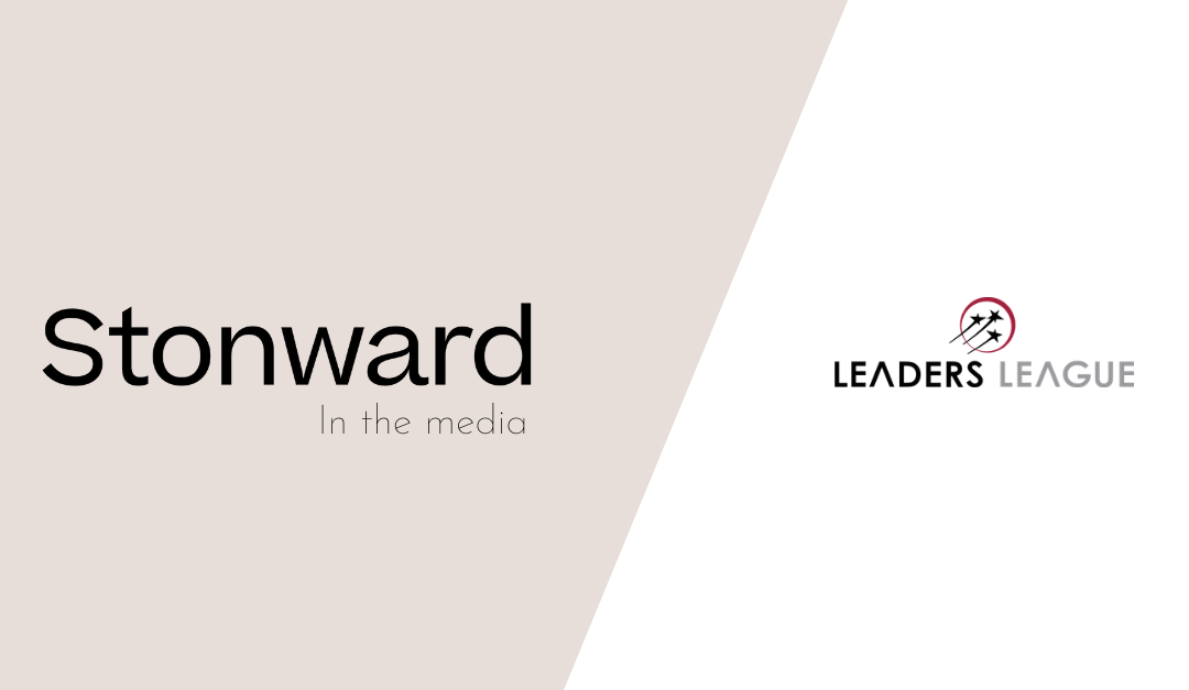Leaders League publishes the launching of Stonward