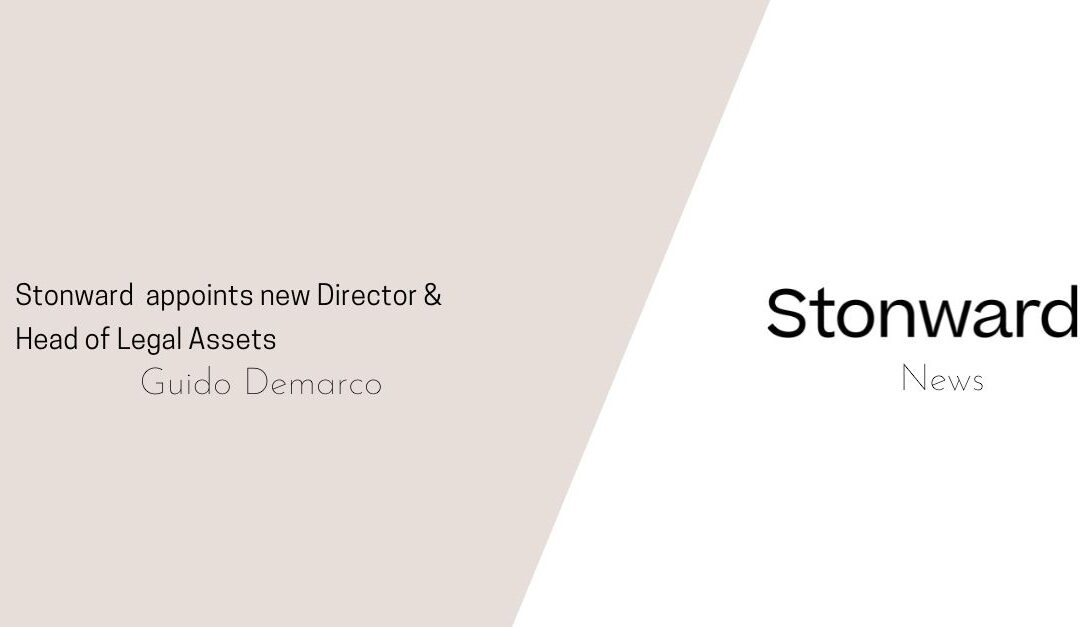 Guido Demarco, new Director & Head of Legal Assets of Stonward Litigation Funding